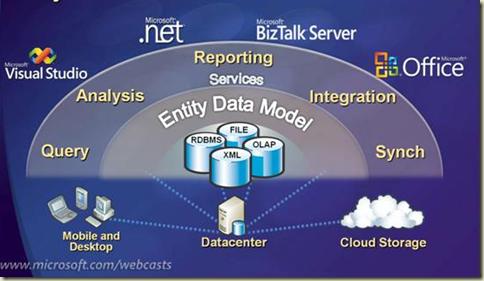 Entity Framework Vision