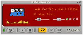 XM Radio Studio