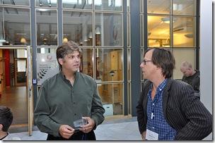 Meeting Michael Tiberg of Oredev