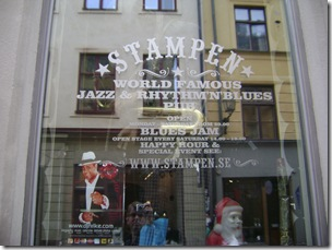 Jazz at the Stampen