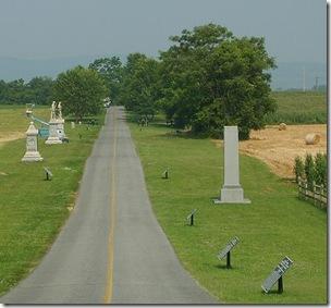 Cornfield Ave Antietam