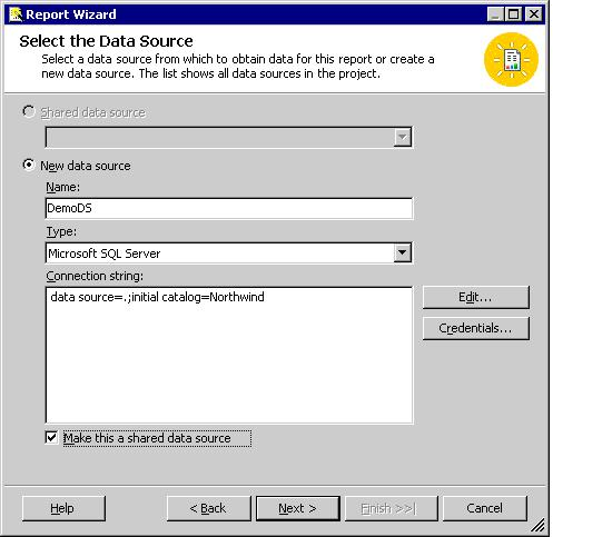 Introduction to SQL Server Reporting Services