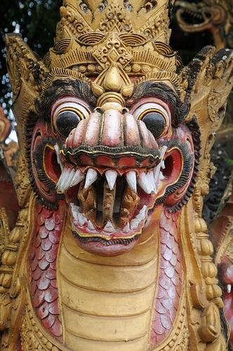 Dragon by Jeda Villa Bali