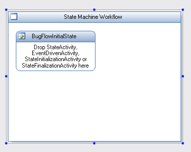 The state machine workflow designer
