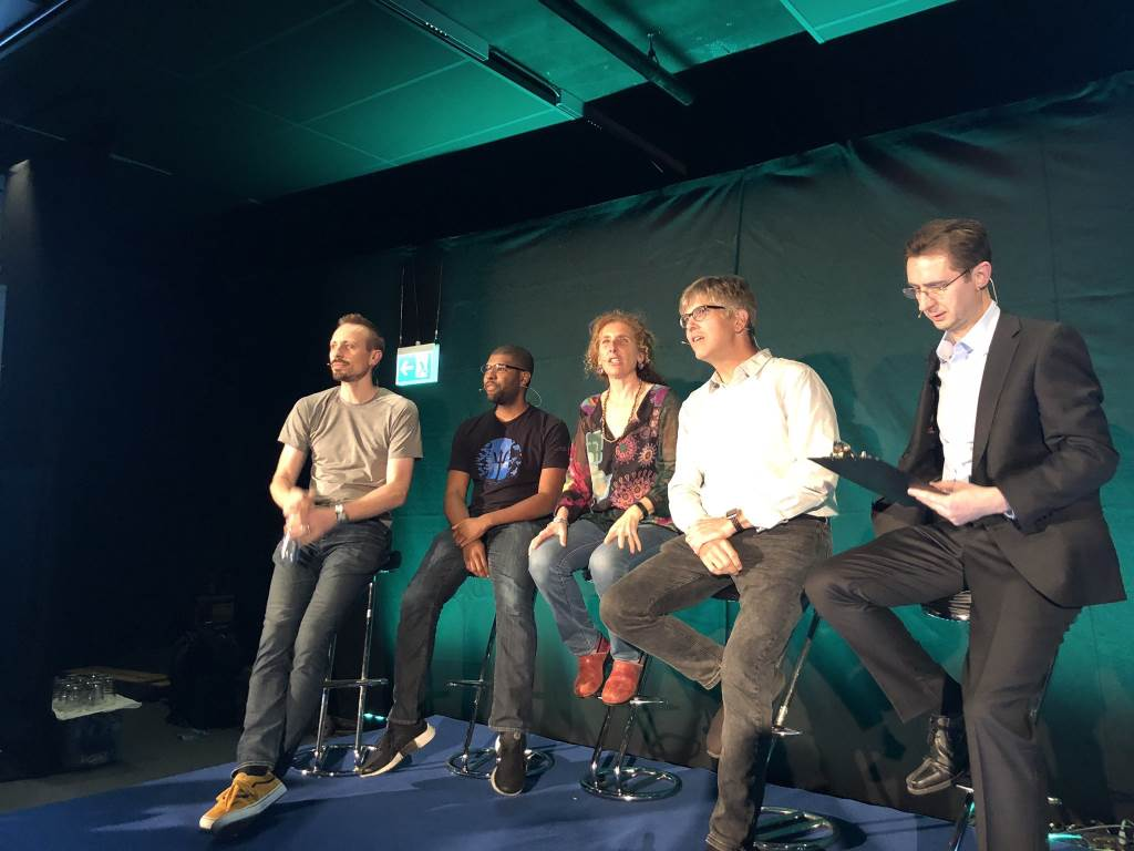 NDC Oslo Panel Discussion on the Future of .NET