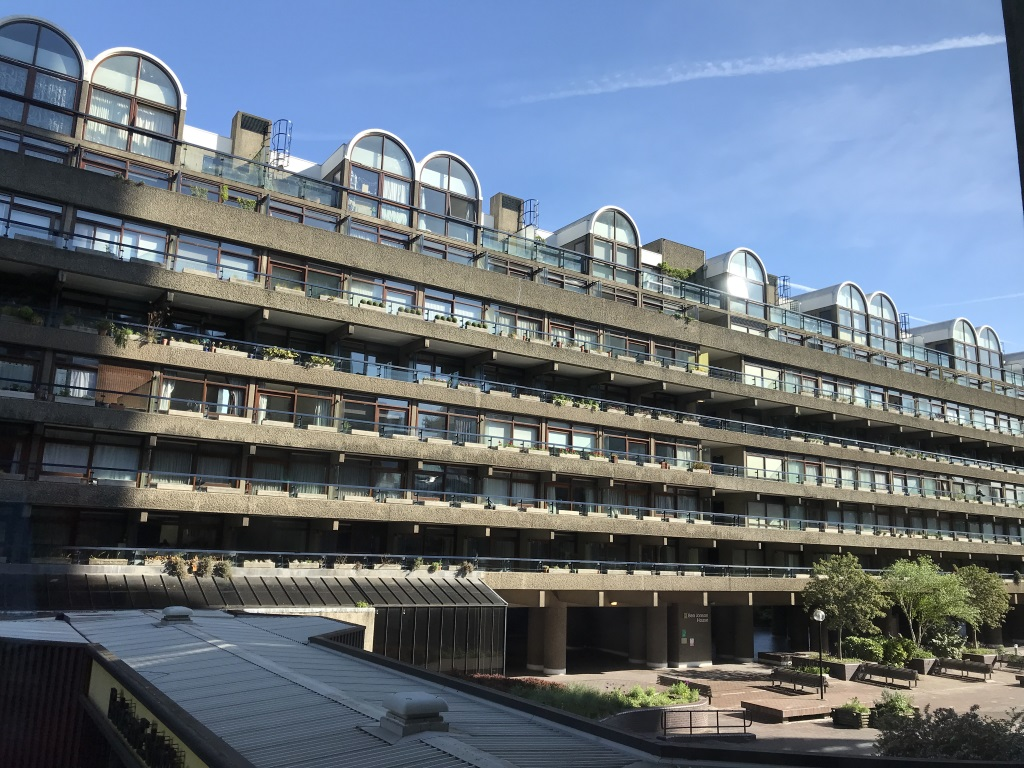 Residences at the Barbican